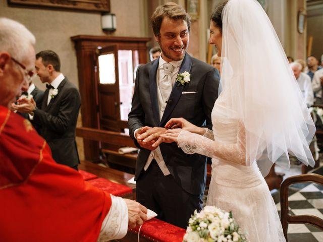 Il matrimonio di Federico e Cecilia a Varenna, Lecco 25