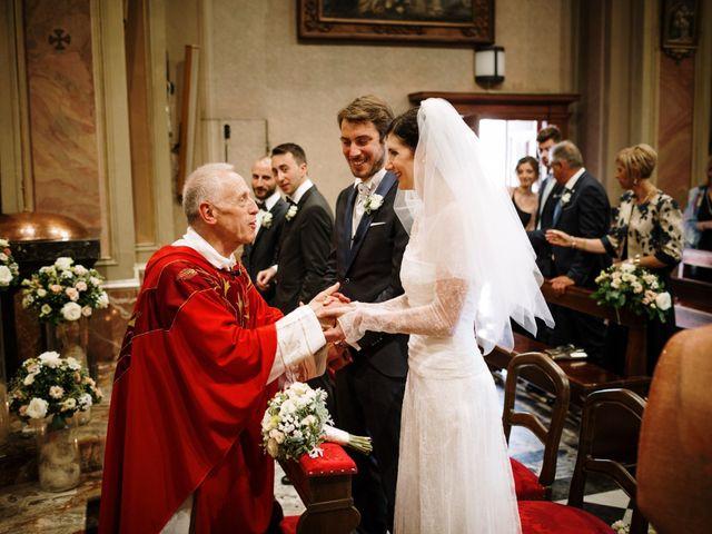 Il matrimonio di Federico e Cecilia a Varenna, Lecco 28