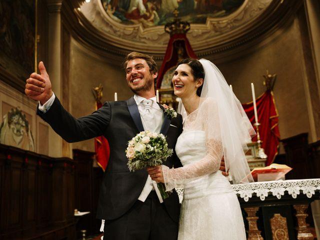 Il matrimonio di Federico e Cecilia a Varenna, Lecco 30