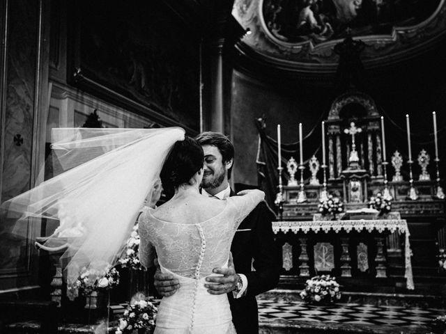 Il matrimonio di Federico e Cecilia a Varenna, Lecco 31