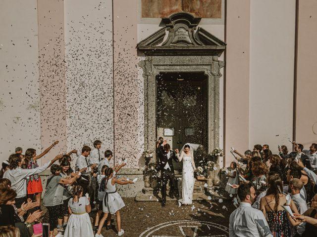 Il matrimonio di Federico e Cecilia a Varenna, Lecco 32