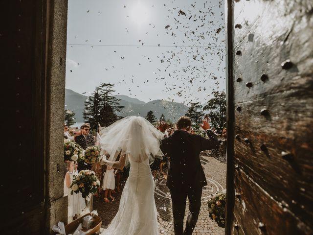 Il matrimonio di Federico e Cecilia a Varenna, Lecco 33