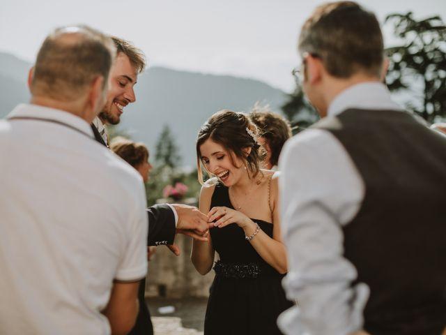 Il matrimonio di Federico e Cecilia a Varenna, Lecco 35
