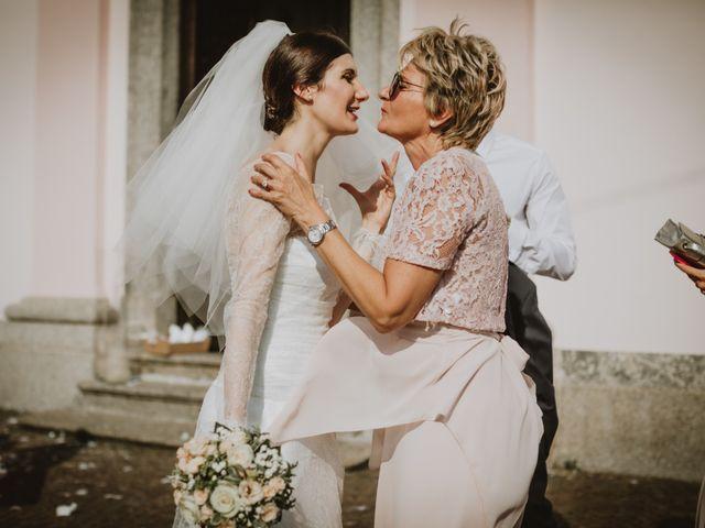 Il matrimonio di Federico e Cecilia a Varenna, Lecco 36