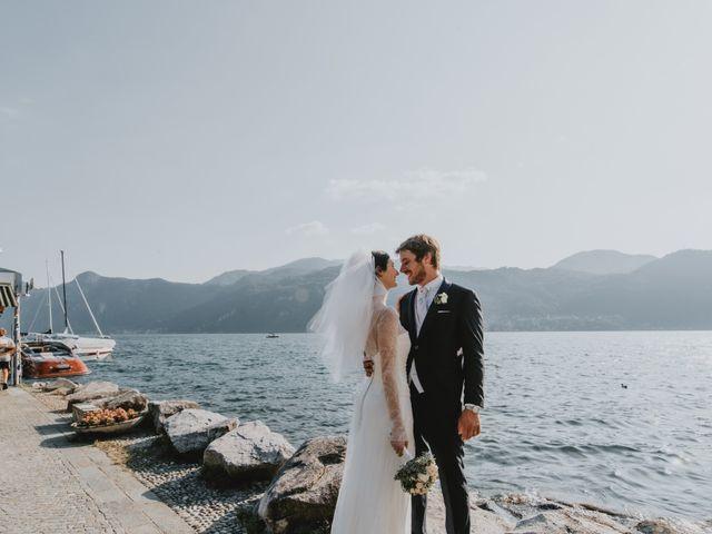 Il matrimonio di Federico e Cecilia a Varenna, Lecco 37