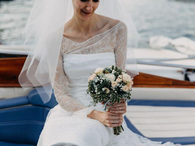 Il matrimonio di Federico e Cecilia a Varenna, Lecco 40
