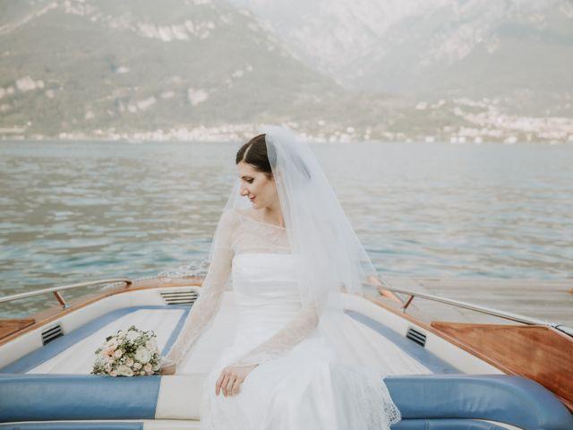 Il matrimonio di Federico e Cecilia a Varenna, Lecco 42