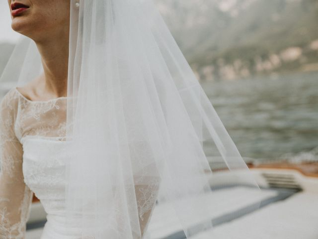 Il matrimonio di Federico e Cecilia a Varenna, Lecco 45