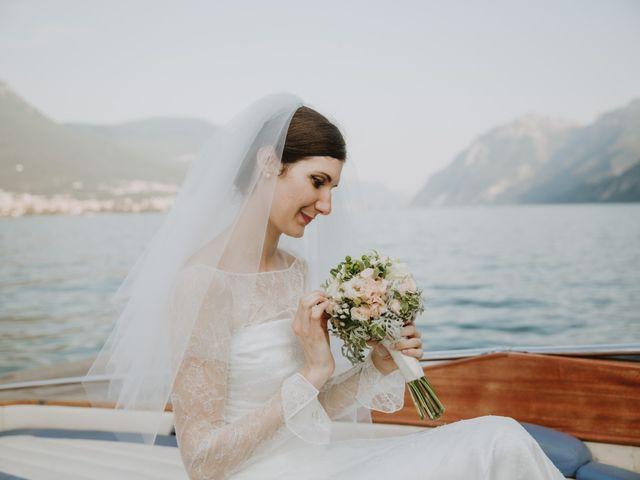 Il matrimonio di Federico e Cecilia a Varenna, Lecco 46