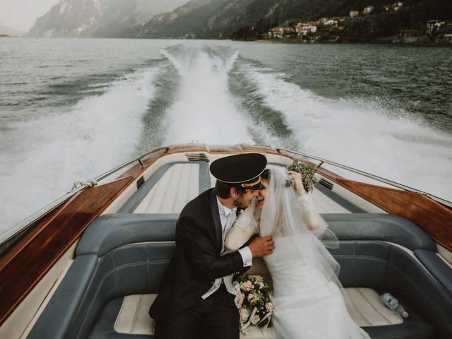 Il matrimonio di Federico e Cecilia a Varenna, Lecco 48