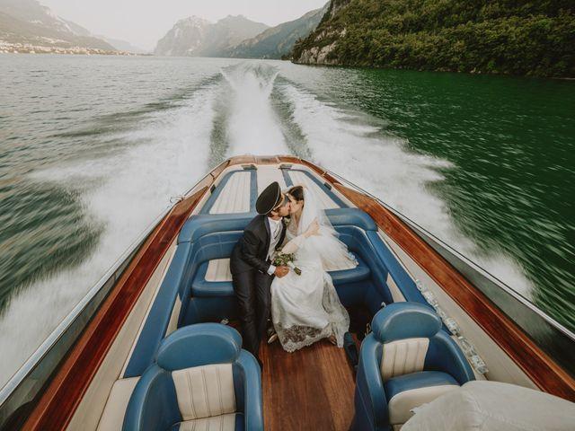 Il matrimonio di Federico e Cecilia a Varenna, Lecco 49