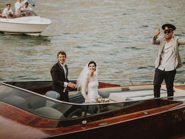 Il matrimonio di Federico e Cecilia a Varenna, Lecco 51