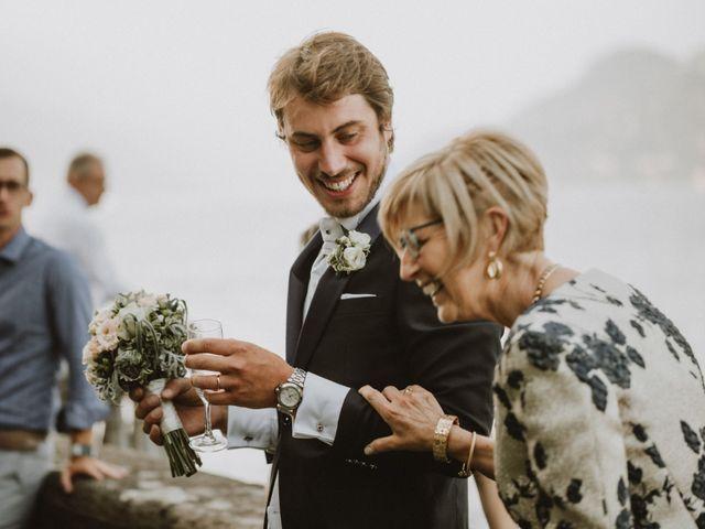 Il matrimonio di Federico e Cecilia a Varenna, Lecco 52