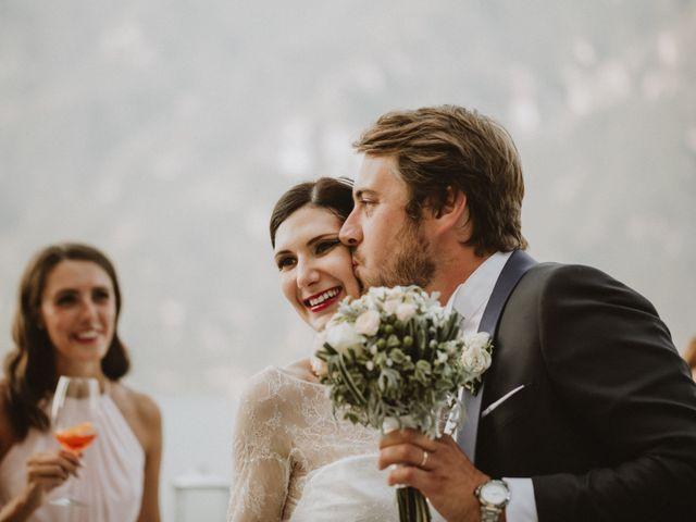 Il matrimonio di Federico e Cecilia a Varenna, Lecco 54