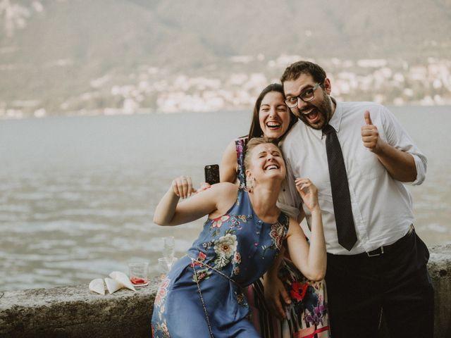Il matrimonio di Federico e Cecilia a Varenna, Lecco 56