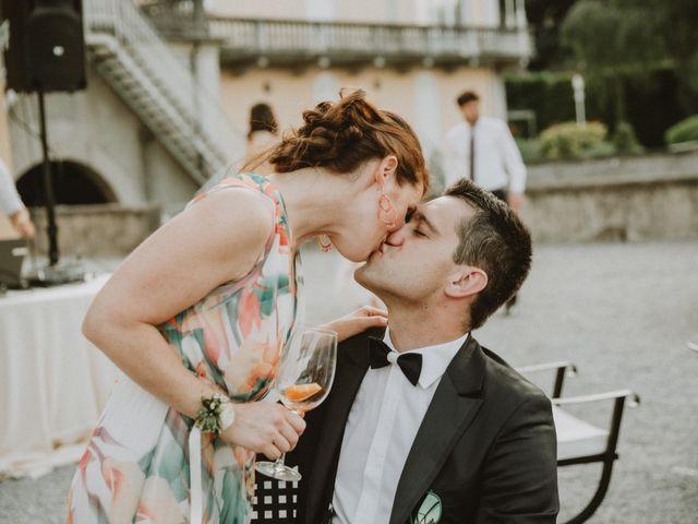 Il matrimonio di Federico e Cecilia a Varenna, Lecco 60