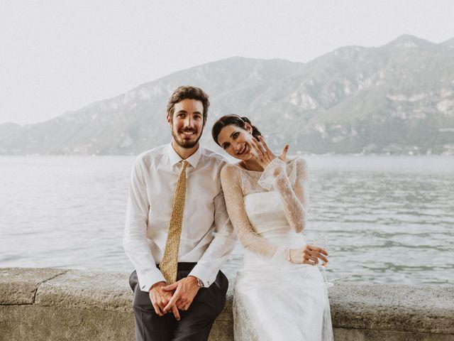 Il matrimonio di Federico e Cecilia a Varenna, Lecco 63