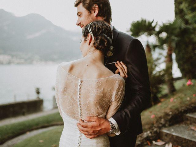 Il matrimonio di Federico e Cecilia a Varenna, Lecco 74