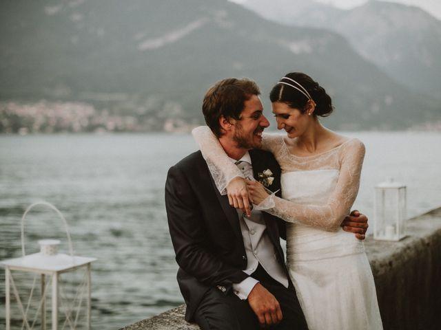 Il matrimonio di Federico e Cecilia a Varenna, Lecco 76