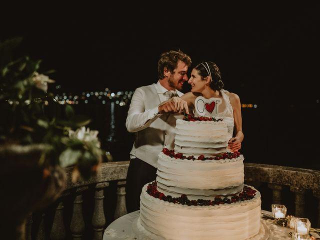 Il matrimonio di Federico e Cecilia a Varenna, Lecco 83
