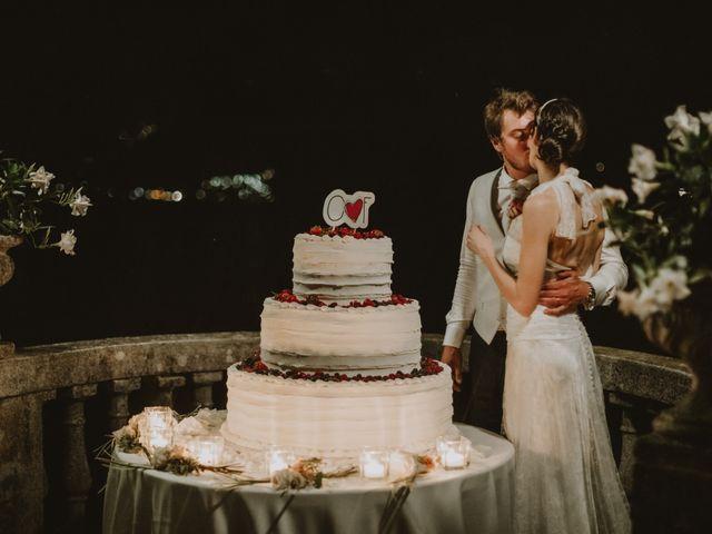 Il matrimonio di Federico e Cecilia a Varenna, Lecco 84