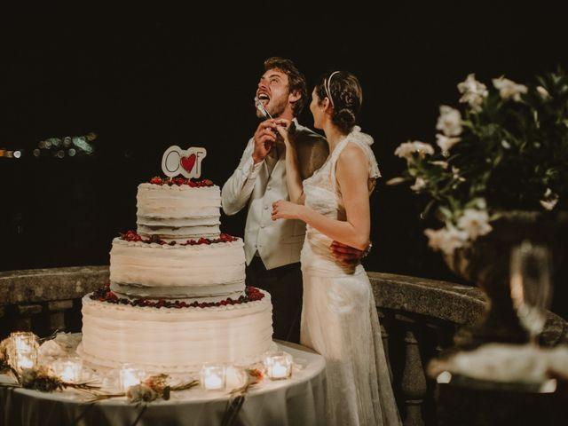 Il matrimonio di Federico e Cecilia a Varenna, Lecco 85
