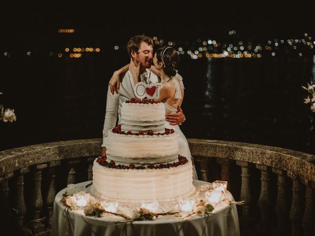 Il matrimonio di Federico e Cecilia a Varenna, Lecco 86