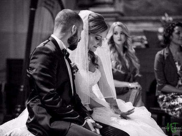 Le nozze di Enzo e Nadia