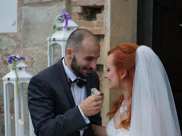 Il matrimonio di Nadia e Enzo a Quattro Castella, Reggio Emilia 45