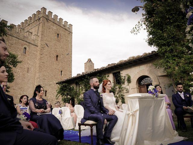 Il matrimonio di Luca e Sara a Macerata, Macerata 16