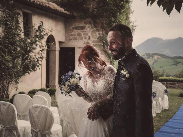 Il matrimonio di Luca e Sara a Macerata, Macerata 20