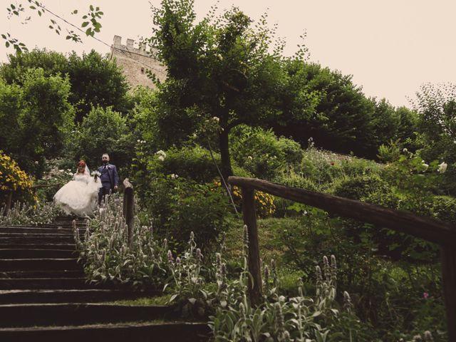 Il matrimonio di Luca e Sara a Macerata, Macerata 23