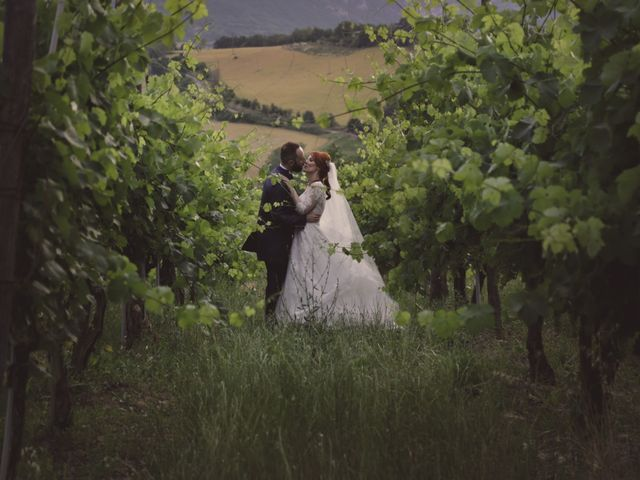 Il matrimonio di Luca e Sara a Macerata, Macerata 27