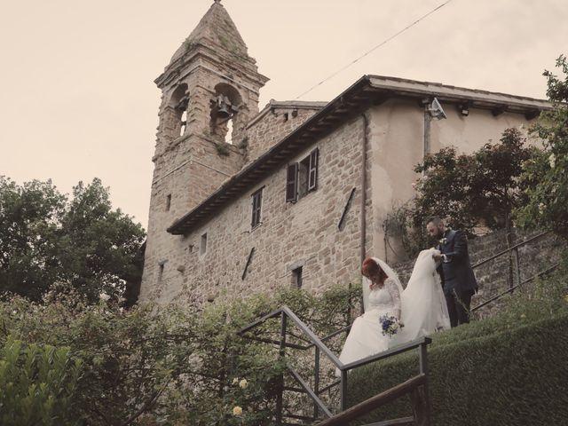 Il matrimonio di Luca e Sara a Macerata, Macerata 34