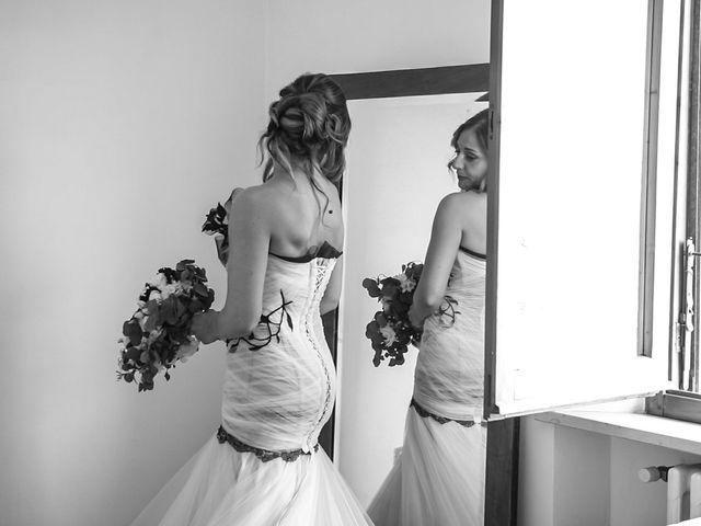 Il matrimonio di Alessandro e Eleonora a Montecosaro, Macerata 22