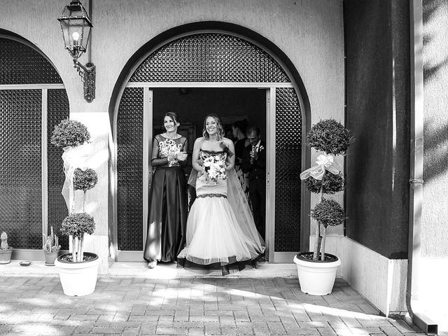 Il matrimonio di Alessandro e Eleonora a Montecosaro, Macerata 26