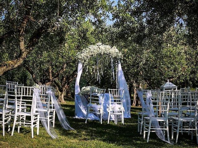 Il matrimonio di Alessandro e Eleonora a Montecosaro, Macerata 43