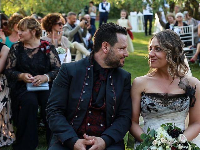 Il matrimonio di Alessandro e Eleonora a Montecosaro, Macerata 52