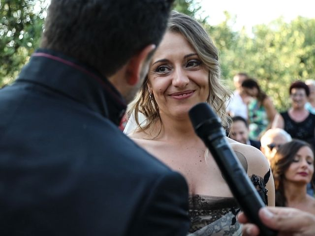 Il matrimonio di Alessandro e Eleonora a Montecosaro, Macerata 53