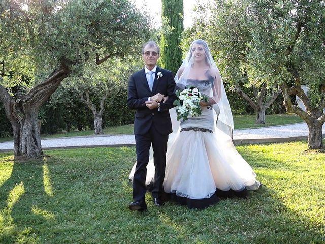 Il matrimonio di Alessandro e Eleonora a Montecosaro, Macerata 55
