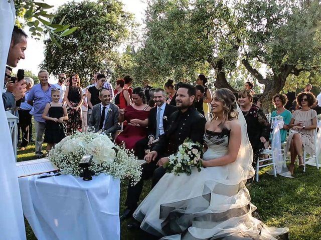 Il matrimonio di Alessandro e Eleonora a Montecosaro, Macerata 58
