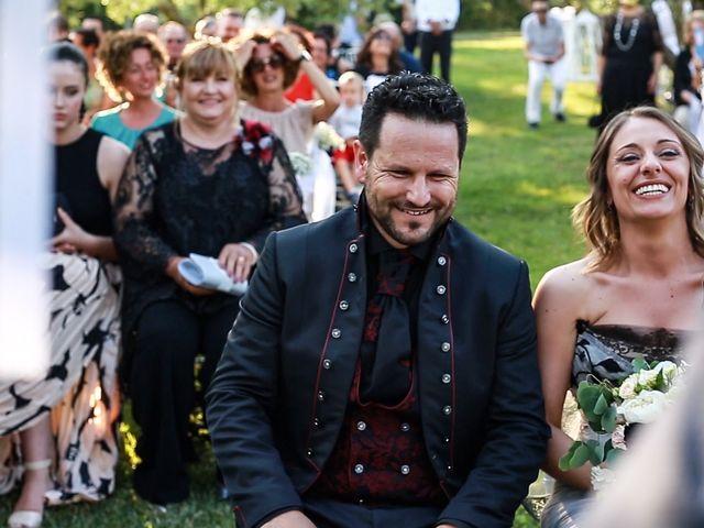 Il matrimonio di Alessandro e Eleonora a Montecosaro, Macerata 59