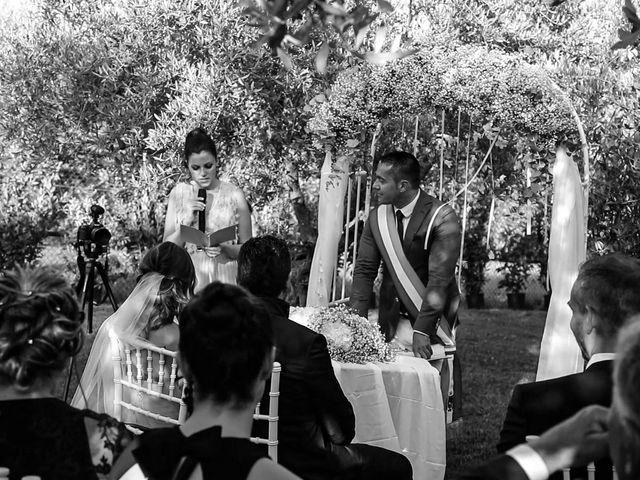 Il matrimonio di Alessandro e Eleonora a Montecosaro, Macerata 64