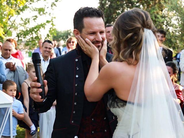 Il matrimonio di Alessandro e Eleonora a Montecosaro, Macerata 67