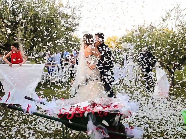 Il matrimonio di Alessandro e Eleonora a Montecosaro, Macerata 74
