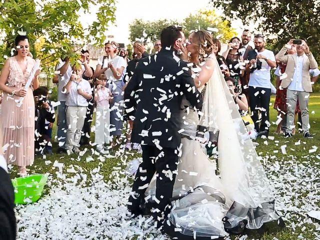 Il matrimonio di Alessandro e Eleonora a Montecosaro, Macerata 75