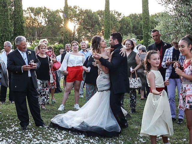 Il matrimonio di Alessandro e Eleonora a Montecosaro, Macerata 79