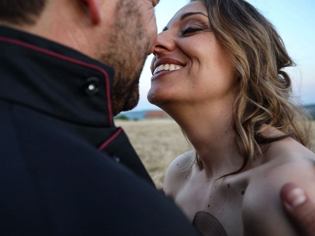 Il matrimonio di Alessandro e Eleonora a Montecosaro, Macerata 2