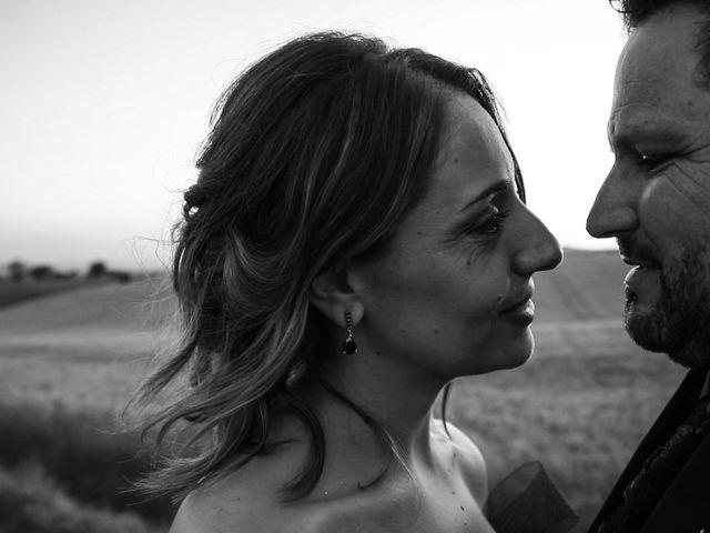 Il matrimonio di Alessandro e Eleonora a Montecosaro, Macerata 93