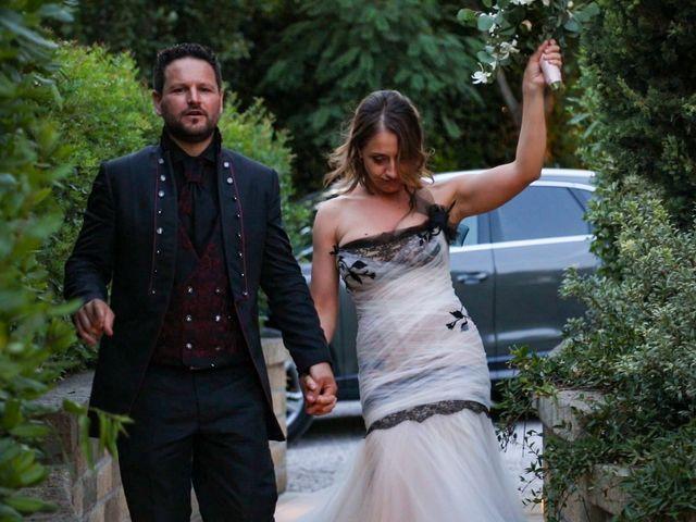 Il matrimonio di Alessandro e Eleonora a Montecosaro, Macerata 94